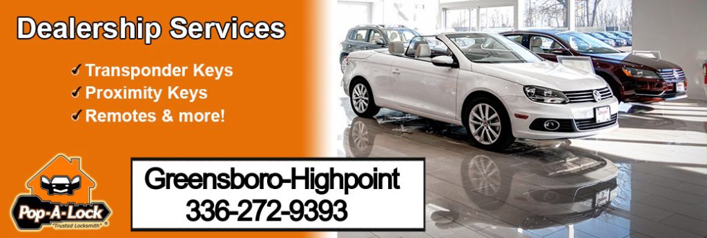Dealership Locksmith Greensboro