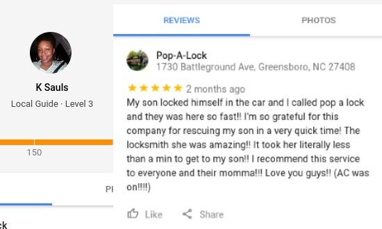 Auto Lockout Emergency